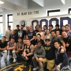 Beyond Strength: Powerlifting at St. Olaf College